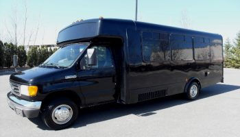 18 passenger party bus Coral Gables