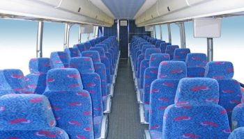 50 people charter bus Kendall