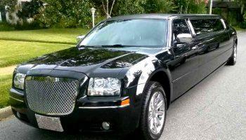 Chrysler 300 limo service Pinecrest